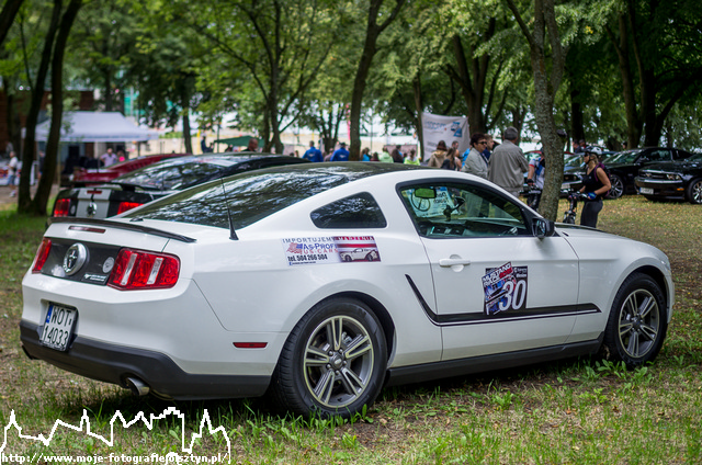 2015. 2015.08.01 Mustang Race 2015. Data wykonania: 2015-08